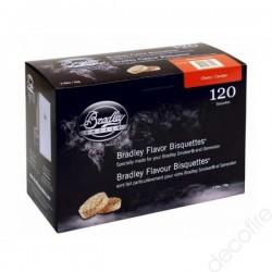 Brykiet Bradley Smoker Wiśnia 120 szt