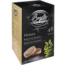 Brykiet Bradley Smoker Hickory 48 szt
