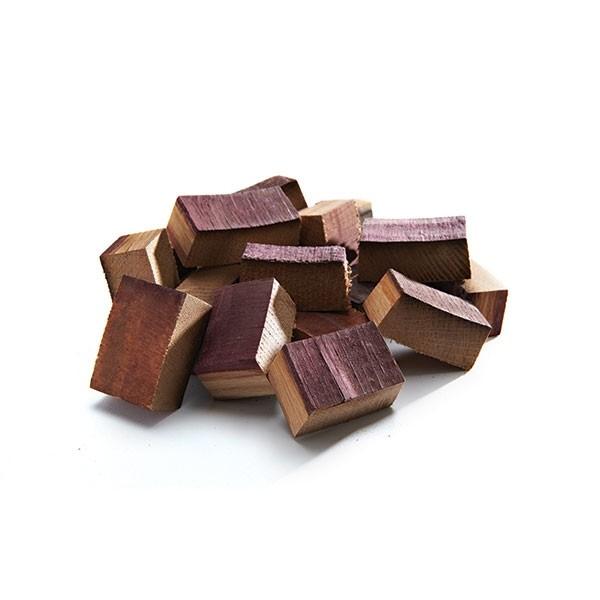 Kawałki drewna do wędzenia