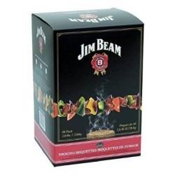 Brykiet do wędzenia 48 szt - JIM BEAM