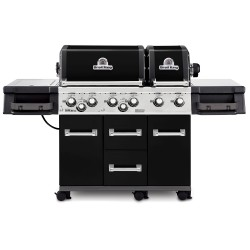 Grill gazowy Broil King Imperial XL Black