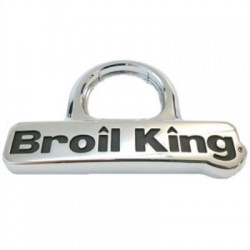 Logo na pokrywę do grilli Broil King