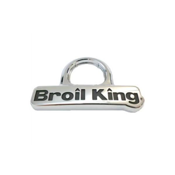 Logo na pokrywę do grilli Broil King