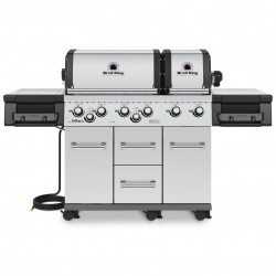 Broil King Imperial XL S na gaz ziemny