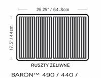 Ruszt Baron 420