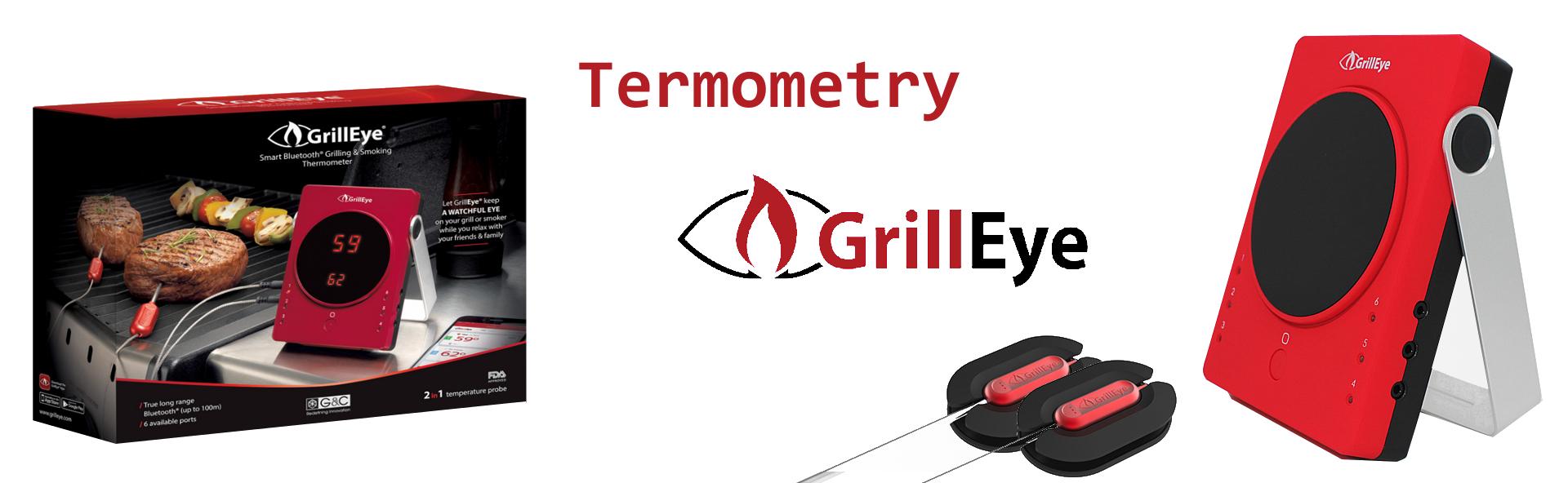 Termometr GrillEye